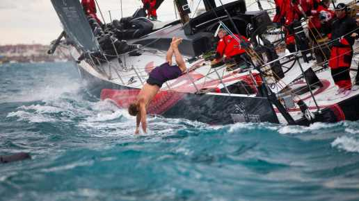 © Chris Hill/PUMA Ocean Racing