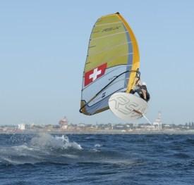 © Juerg Kaufmann / Swiss Sailing Team