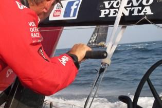 Start of Leg 3 - Volvo Ocean Race 2011-2012