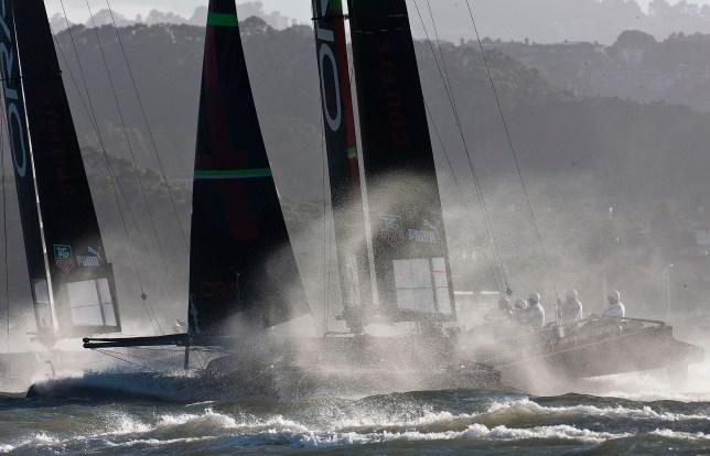 © Guilain GRENIER / ORACLE Racing
