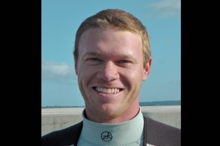 Nathan Outteridge, Skipper Team Korea