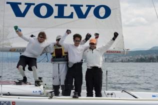 © Juergkaufmann.com / Volvo Match Race Cup