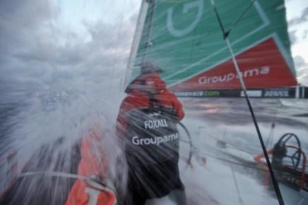 © Yann Riou/Groupama Sailing Team