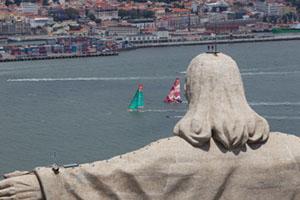 IAN ROMAN/Volvo Ocean Race