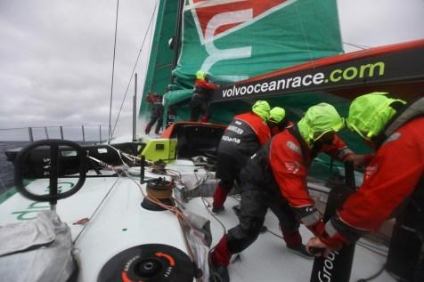 © Yann Riou/Groupama Sailing Team/Volvo Ocean Race