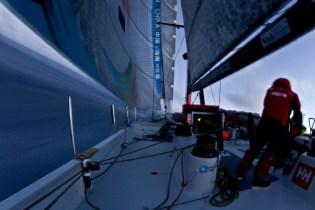Andrés Soriano/Team Sanya/Volvo Ocean Race