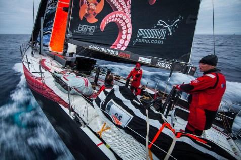 Amory Ross/PUMA Ocean Racing/Volvo Ocean Race