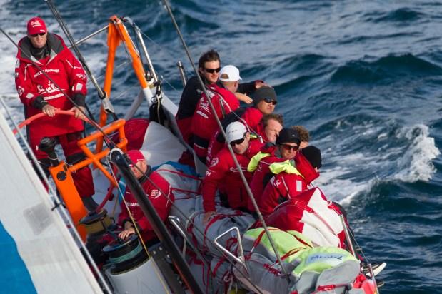 © Ian Roman / Volvo Ocean Race