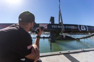 © Guilain Grenier / ORACLE TEAM USA