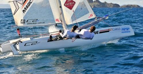 © Pierrick Contin / St Barth Cata Cup 2012