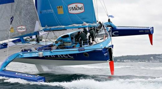 © J.Vapillon/ Virbac-Paprec Sailing Team