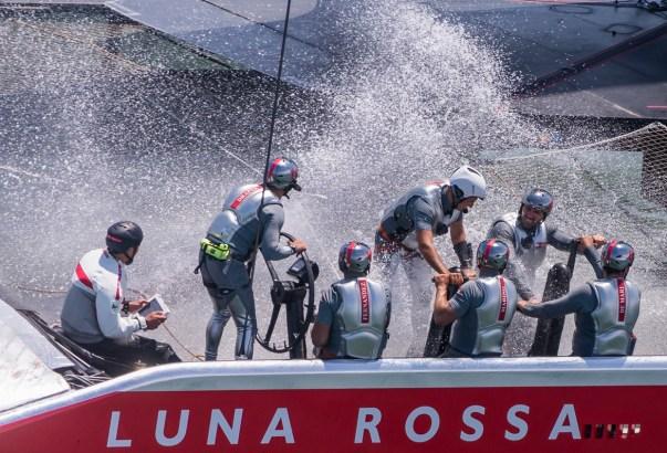 © Luna Rossa/Carlo Borlenghi