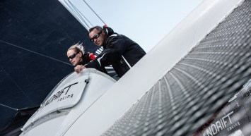 © Spindrift racing