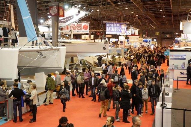 salon nautic le nautic 2014 jerome domine 2453