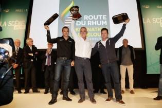 Jérôme Dominé / AFP / Nautic 2014