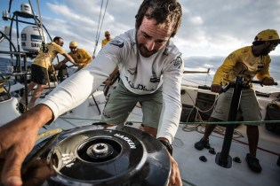 © Matt Knighton/Abu Dhabi Ocean Racing/Volvo Ocean Race