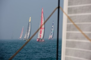Course au Large VO65 Volvo Ocean Race 2014 leg03 Team Alvimedica Amory Ross 223-