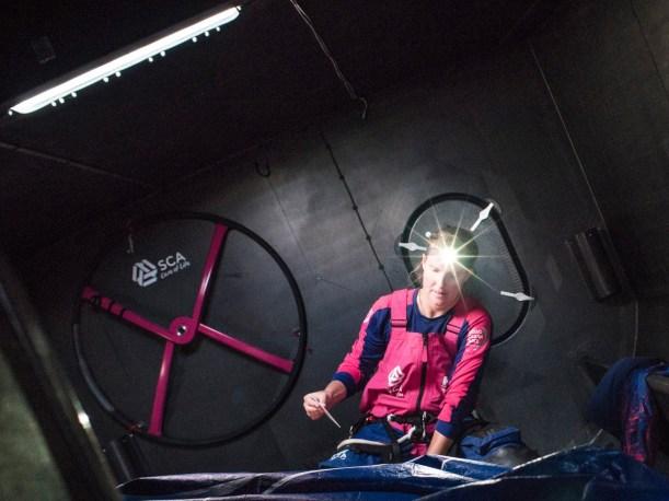 © Anna-Lena Elled/Team SCA/Volvo Ocean Race