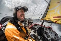 2014-15, Abu Dhabi Ocean Racing, Leg5, OBR, VOR, Volvo Ocean Race, onboard, Simon Fisher, GoPro, splash