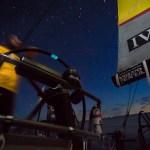 2014-15, Abu Dhabi Ocean Racing, Leg6, OBR, VOR, Volvo Ocean Race, onboard, Long exposure, stars, night, constellation