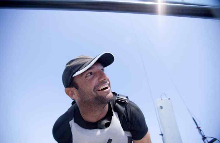 Fe?de?ration Franc?aise de Voile, France, Hye?res, ISAF, ISAF Sailing World Cup, International Sailing Federation, Mediterranean, Mediterranean Sea, Nacra17, Olympic, Olympic class, Olympic sailing, Provence-Alpes-Co?te d'Azur, Sailing World Cup, Var, action, adrenalin, athletic, athlets, colour, crew, design, dinghy, fiberglass, fleet, fun, horizontal, liquid, mast, ocean, one design, outdoor, performance, physical, propulsion, regatta, sail, sailing, sea, sport, sunny, tactic, team, team work, training, trapeze, water, weather, wind, yacht, yachting