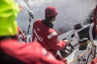 2014 - 15, Leg6, MAPFRE, OBR, VOR, Volvo Ocean Race, onboard, trim