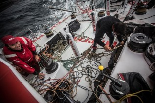 © Francisco Vignale / MAPFRE / Volvo Ocean Race