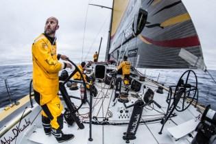 2014-15, Abu Dhabi Ocean Racing, Leg7, VOR, Volvo Ocean Race, onboard, Ian Walker