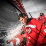 2014-15, Dongfeng Race Team, Leg7, OBR, VOR, Volvo Ocean Race, onboard, Thomas Rouxel, Musto