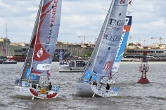 300515, PROLOGUE, SOLITAIRE DU FIGARO ERIC BOMPARD CACHEMIRE 2015, TEAM VENDEE