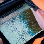 2014-15, Leg9, ONBOARD, TEAM ALVIMEDICA, VOR, Volvo Ocean Race, Will Oxley, nav, navigation, tablet, device