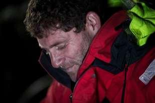 Volvo Ocean Race, Arrivals, VOR, 2014-15, Hague, Dongfeng Race Team