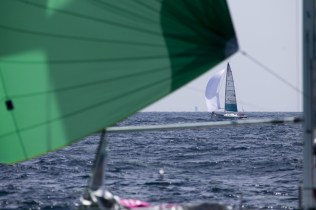 2015, ERIC BOMPARD, ETAPE 2, FIGARO, HENRY BOMBY, ROCKFISH, SOLITAIRE DU FIGARO 2015, VOILE