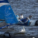 Multihull, St Petersburg, Russia, Act 6, Stadium Sailing, The Extreme Sailing Series