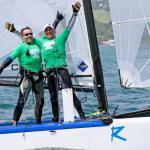 Catamaran de Sport, Martinique CataRaid 2016