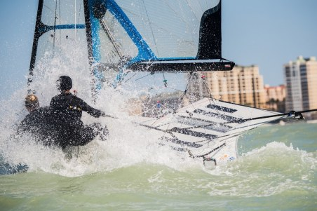 49er, 49erFX, Championships, Clearwater, Florida, Olympic Athletes, sailing