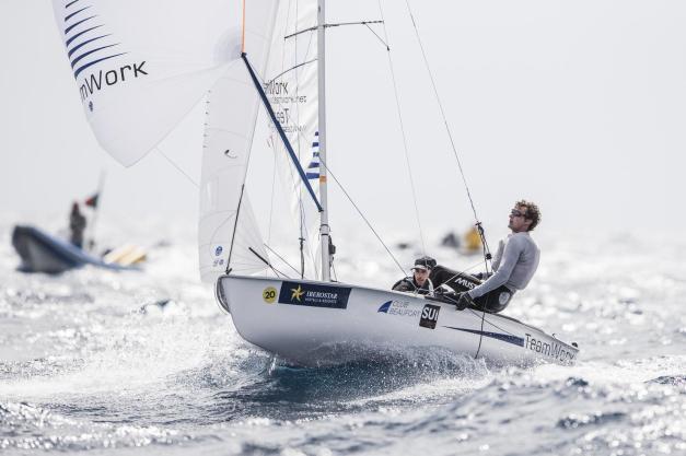 47 Trofeo S.A.R Princesa Sofia IBEROSTAR 2016, 470M, SUI SUI-16 20 Yannick Brauchli Romuald Hausser