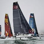 GC32, Foiling Catamaran, Qingdao, China, The Extreme Sailing Series