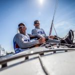 Sail, Sailing, SSL, Star Sailors League, Hamburg, City Grand Slam, Lake Alster, Norddeutscher Regatta Verein, Crew, Sport, Outdoor, Regatta, Xavier Rohart, Pierre-Alexis Ponsot