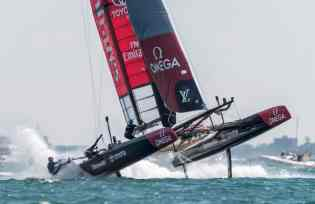 2016, 35th America's Cup Bermuda 2017, AC35, AC45f, Chicago, D0, Day 0, Inshore Races, LVACWS 2016, Louis Vuitton America's Cup World Series Chicago, Multihulls, North America, One Design, RP, Regatta, Ricardo Pinto, Sailing, USA, United States of America