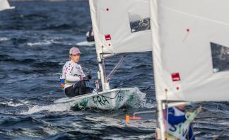 Classes, FRA Mathilde de Kerangat FRAMD50, Laser Radial, Olympic Sailing, Rio 2016 Olympic Games, Rio 2016 Olympics, World Sailing