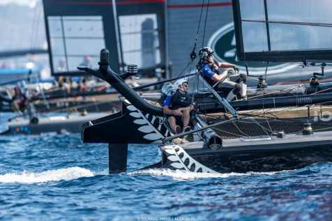 2016, 35th America's Cup Bermuda 2017, AC35, AC45f, Europe, France, Inshore Races, LVACWS 2016, Louis Vuitton America's Cup World Series Toulon, Multihulls, One Design, RD2, RP, Racing Day 2, Regatta, Ricardo Pinto, Sailing, Toulon