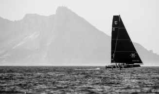 GC 32, GC 32 Racing Tour, GC 32 SOTOGRANDE, Multihull, Sotogrande, Sébastien Schneiter Lucien Cujean Bryan Mettraux Arthur Cevey Jeremy Bachelin, TEAM TILT, catamarans, foil