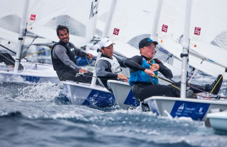2017 World Cup Series Hyères, Classes, Jesus Renedo, Laser, Olympic Sailing, Sailing Energy, World Cup Series Hyères 2017, World Sailing