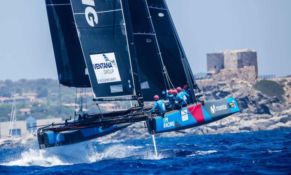 GC32 VILLASIMIUS CUP, MOVISTAR - VENTANA GROUP
