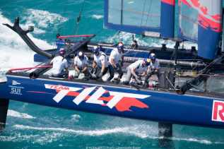 2017, 35th America's Cup Bermuda 2017, AC35, Sailing, Bermuda, Aeriall, RD2, Day2, Team Tilt, Switzerland