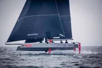 Copa del rey, Extreme sailing, Fastest boats, GC32, GC32 RACING TOUR - COPA DEL REY 2017, GC32 Racing Tour, MALIZIA - YACHT CLUB DE MONACO, Mallorca, catamaran, foiling, foiling catamaran, one design yacht, sailing, speed, yachting