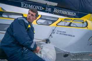 Entrainement, Gitana 17, Onboard, Sebastien Josse, Thomas Rouxel