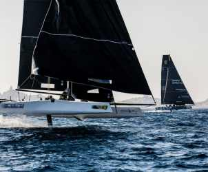 Extreme sailing, Fastest boats, GC32, GC32 MARSEILLE ONE DESIGN, GC32 Racing Tour, Marseille, TEAM ZOULOU, catamaran, foiling, foiling catamaran, one design yacht, sailing, speed, yachting