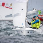470 W, CLASSES, FRA 9 12 Camille Lecointre (W) Aloise Retornaz 470 Women, Olympic Sailing, Sailing Energy, World Cup Series Hyeres, World Sailing